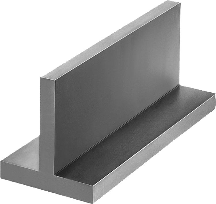 norelem profil en t fonte grise et aluminium. Black Bedroom Furniture Sets. Home Design Ideas