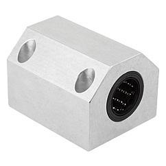 Unités linéaires compactes doubles en aluminium fermées
