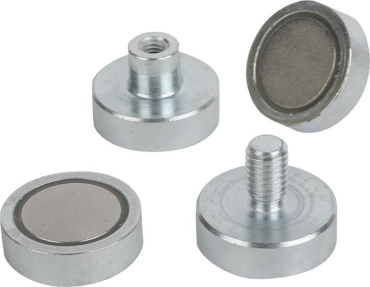 Norelem magneti magneti piatti u00 in ndfeb for Calamita flessibile adesiva