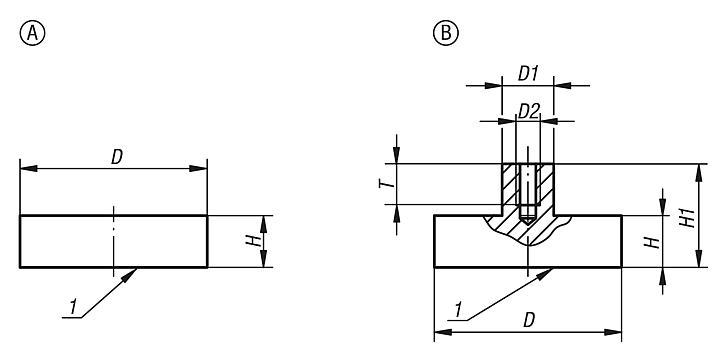 Norelem magneti magneti piatti in smco for Calamita flessibile adesiva
